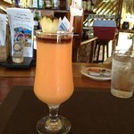 """Ty """"hooked up"""" the Rum Runner"""