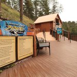 Soaring Eagle Zipline Ride at Rushmore Cave