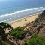 Varkala South Cliff
