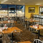 Sea Bay Cafe - Located inside the Sea Bay Hotel & open daily for breakfast and lunch