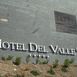 Frontis del Hotel