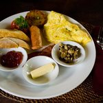 Western breakfast package
