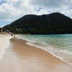 reduit beach, mt pimard