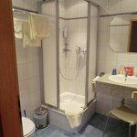 Badezimmer von Zi.23