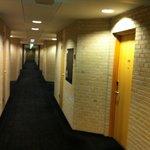 Gang areal værelser