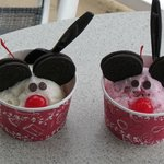 Kids ice cream from Beaches and Cream- C*U*T*E*