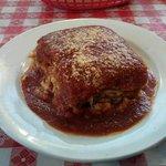 Scarsella's Home Made Lasagna