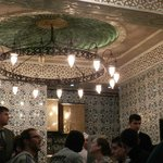 bellissimo soffitto ristorante urfalim