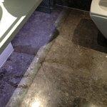 Leaks in the bathroom