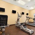 Poolside Gym