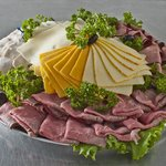 Meat Tray - Catering