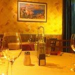 La mejor mesa del restaurante