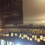 At Vins sur Vins in Valenciennes
