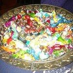 Vassoio di caramelle ^.^
