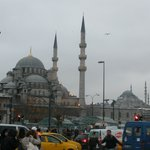 Hagia Sophia and Blue Mosque