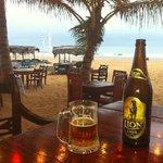 Foto de Neela's Guesthouse & Beach Restaurant