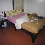 air condition double room