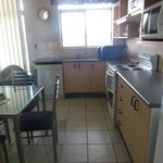 Well equiped kitchen facilities
