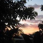 Sunset at Pop Natura