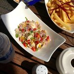 Lunch at Ceviche