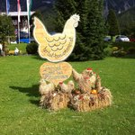 Welcome to Ramsau - Harvest Time