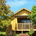 Motel Kerigold Secluded Chalets Foto