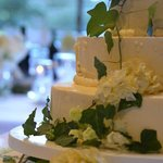 Esmeralda Inn Wedding Cake