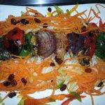Vegetarian Kabob