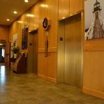 Lobby Elevator Area