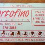 Warning: Portofino no longer accepts punch cards
