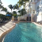 Hilton Naples Pool area
