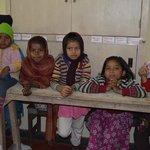 Saraswati class room