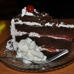 Black Forest Cake with Kirschen
