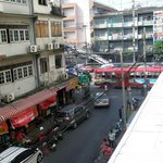View of the soi below