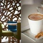 Mad Nest: High stools & Coffee