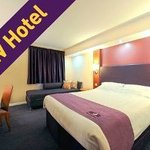 Foto de Premier Inn London Waterloo (Westminster Bridge) Hotel