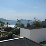 view from Gaya room ,