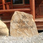 Hickory Hollow sign