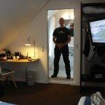 camera piccola,ma accogliente