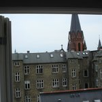 panorama tra i tetti