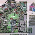 公園内地図