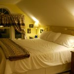 Another one of the lovely guest rooms at Admiral Peary House