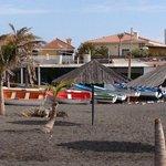 beach near fuencaliente
