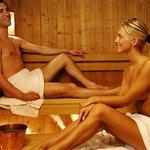 disfruta de nuestra Sauna