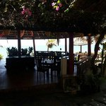 restorant at the sea