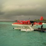 Seaplane back to Male, the most amazing experience of the holiday