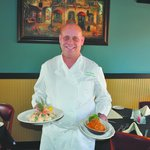 Longtime executive chef Ben Frazer cooks up some of the best Italian food you'