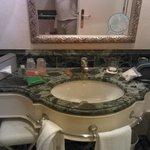Il lavabo