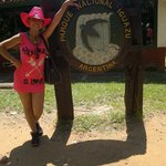 portal de Cataratas del Iguazu