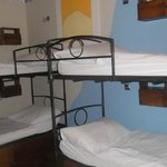 Pokój, w którym nocowałam
